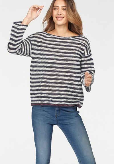 948d2911bc 3/4 Arm-Pullover für Damen » Dreiviertel-Pullover kaufen | OTTO