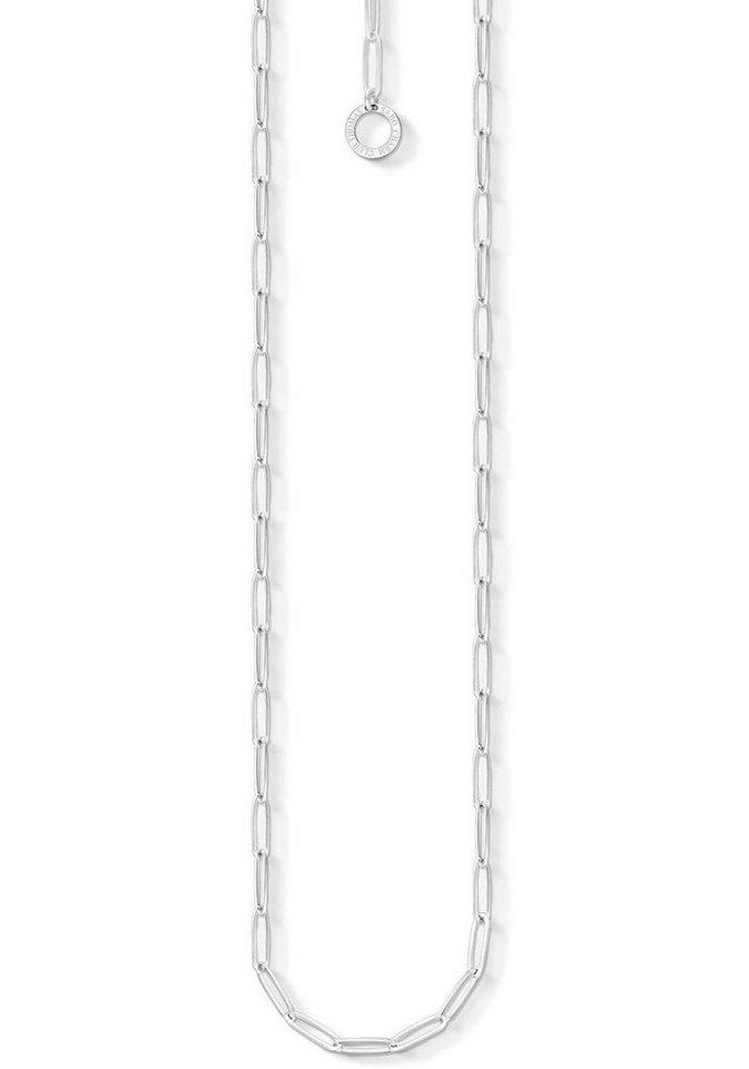 THOMAS SABO Charm-Kette »Charm Club, X0254-001-21-L45« | Schmuck > Armbänder > Armketten | THOMAS SABO