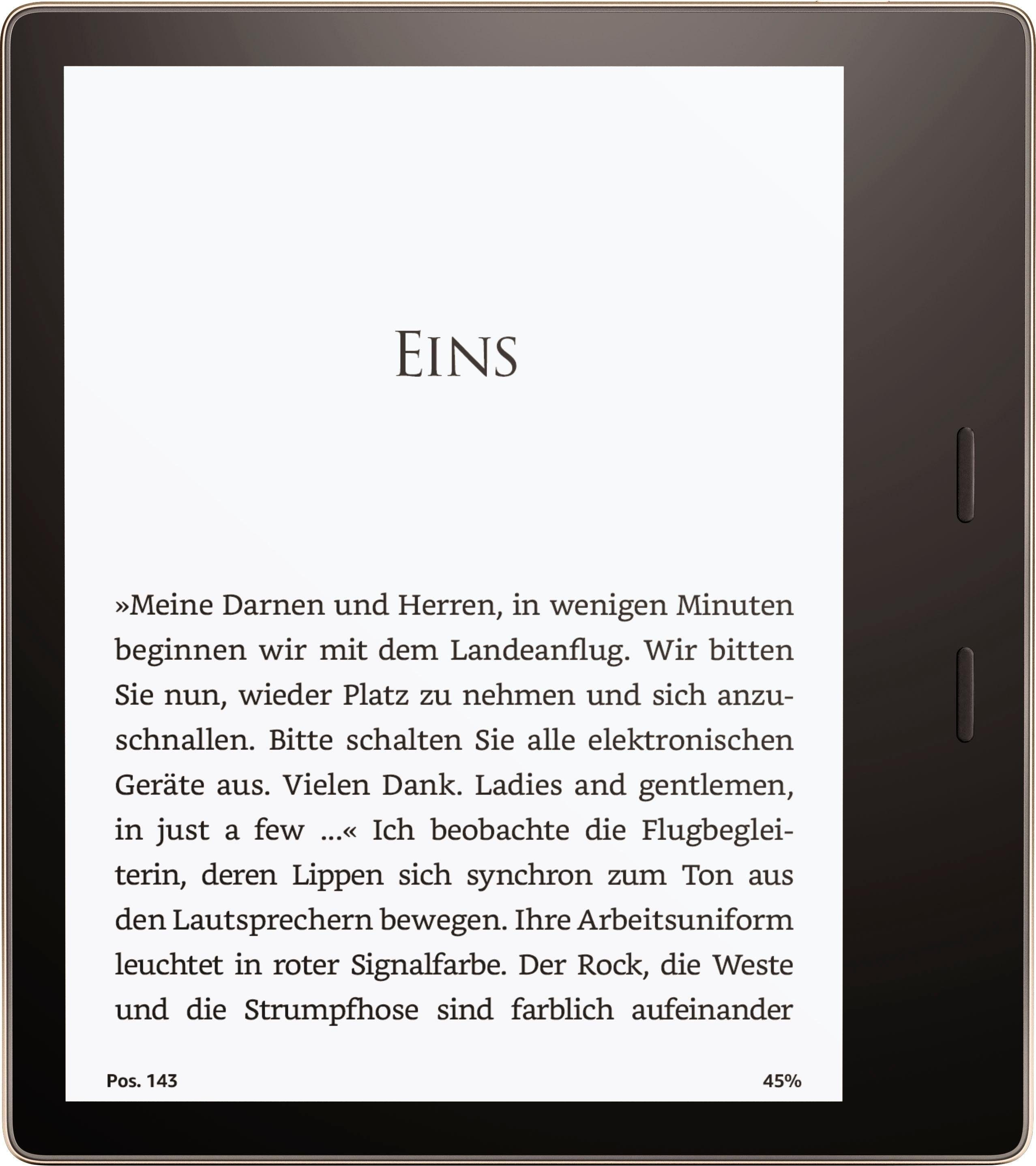 "Kindle Oasis E-Book (7"", 32 GB)"