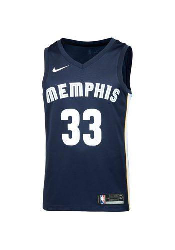 Herren Nike Basketballtrikot MARC GASOL MEMPHIS GRIZZLIES blau   00885177808907