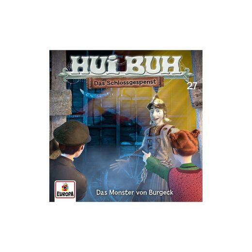 Sony CD HUI BUH neue Welt 27 - Das Monster von Burgeck