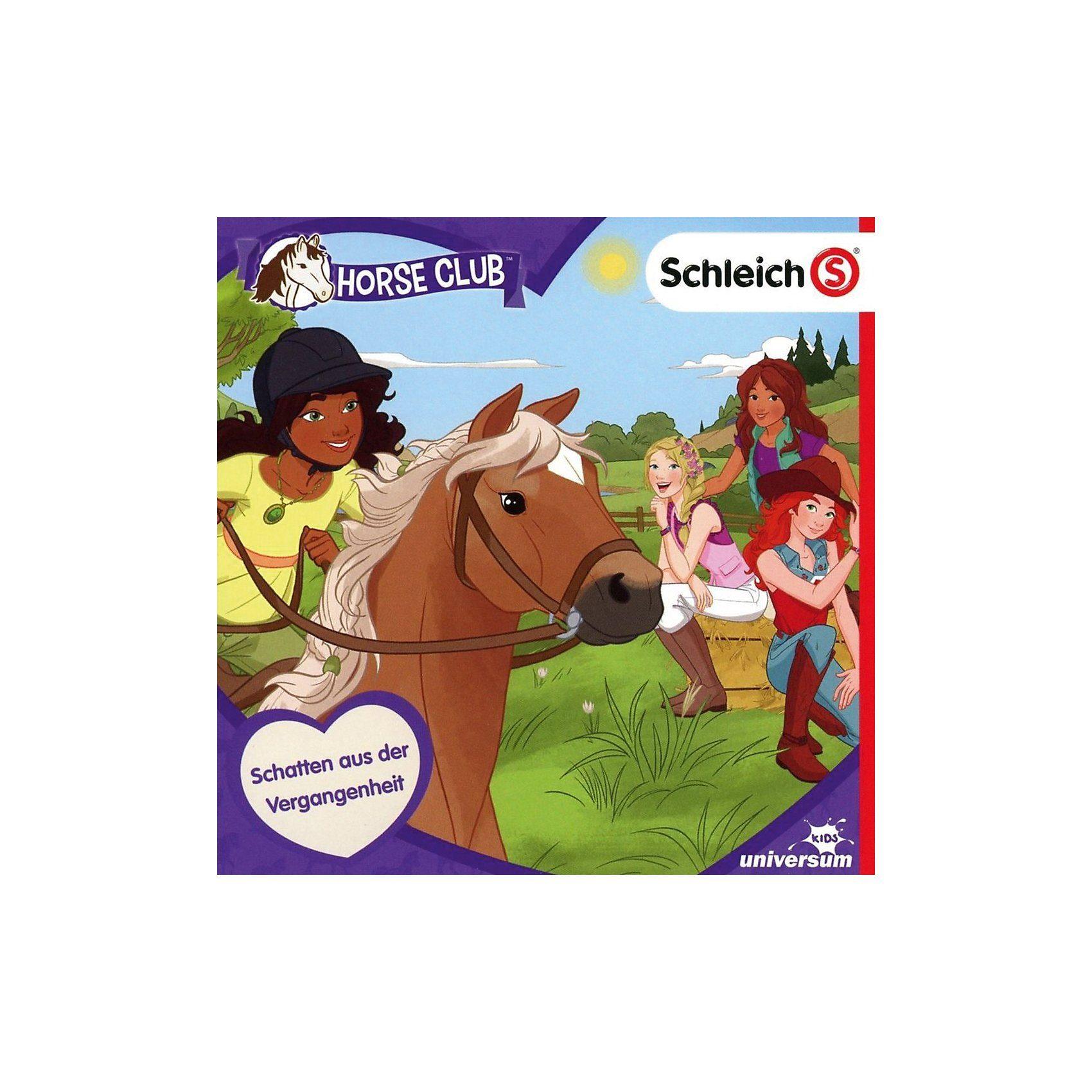 Universum CD Schleich Horse Club 2 - Schatten aus der Vergangenheit