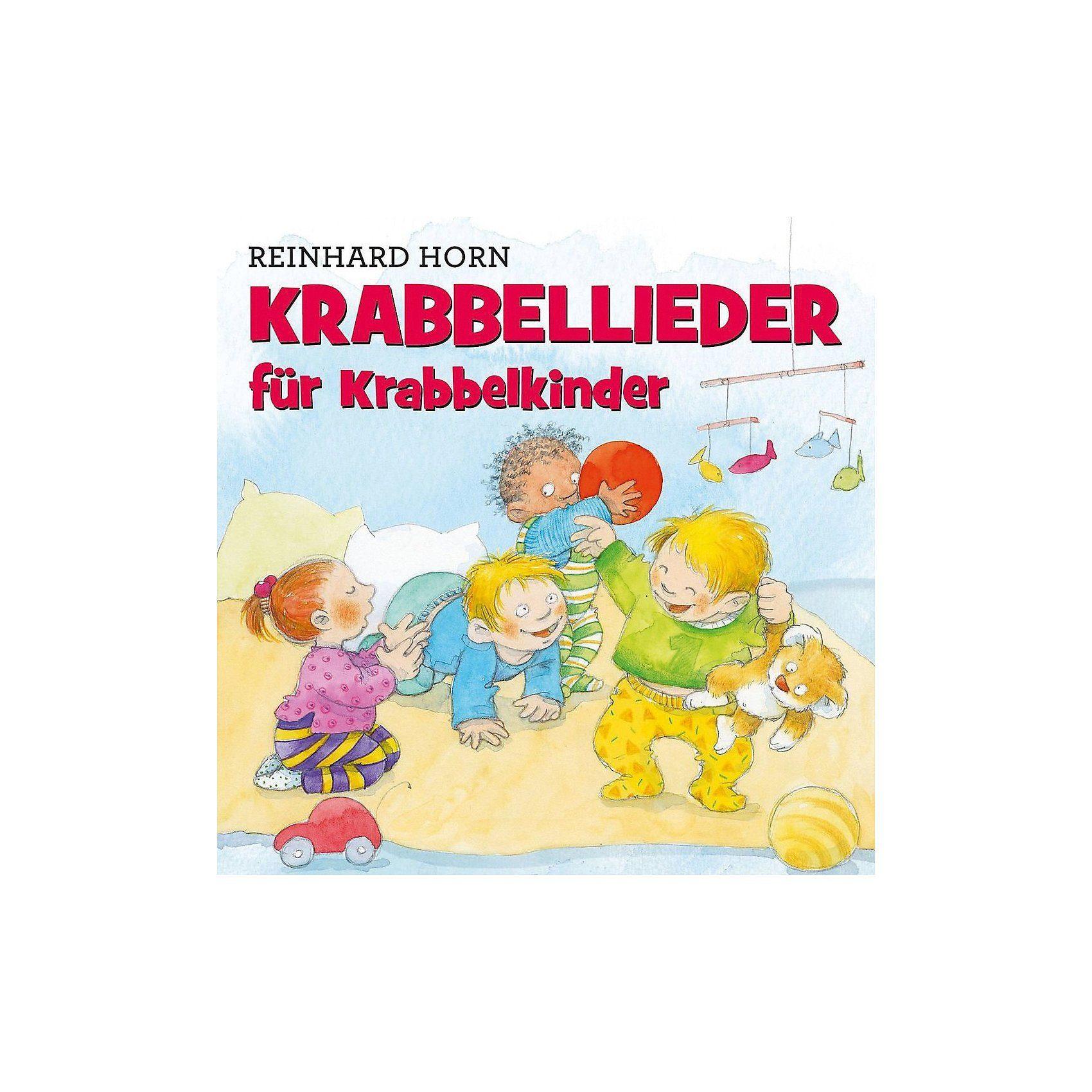 Universal CD Reinhard Horn - Krabbellieder für Krabbelkinder