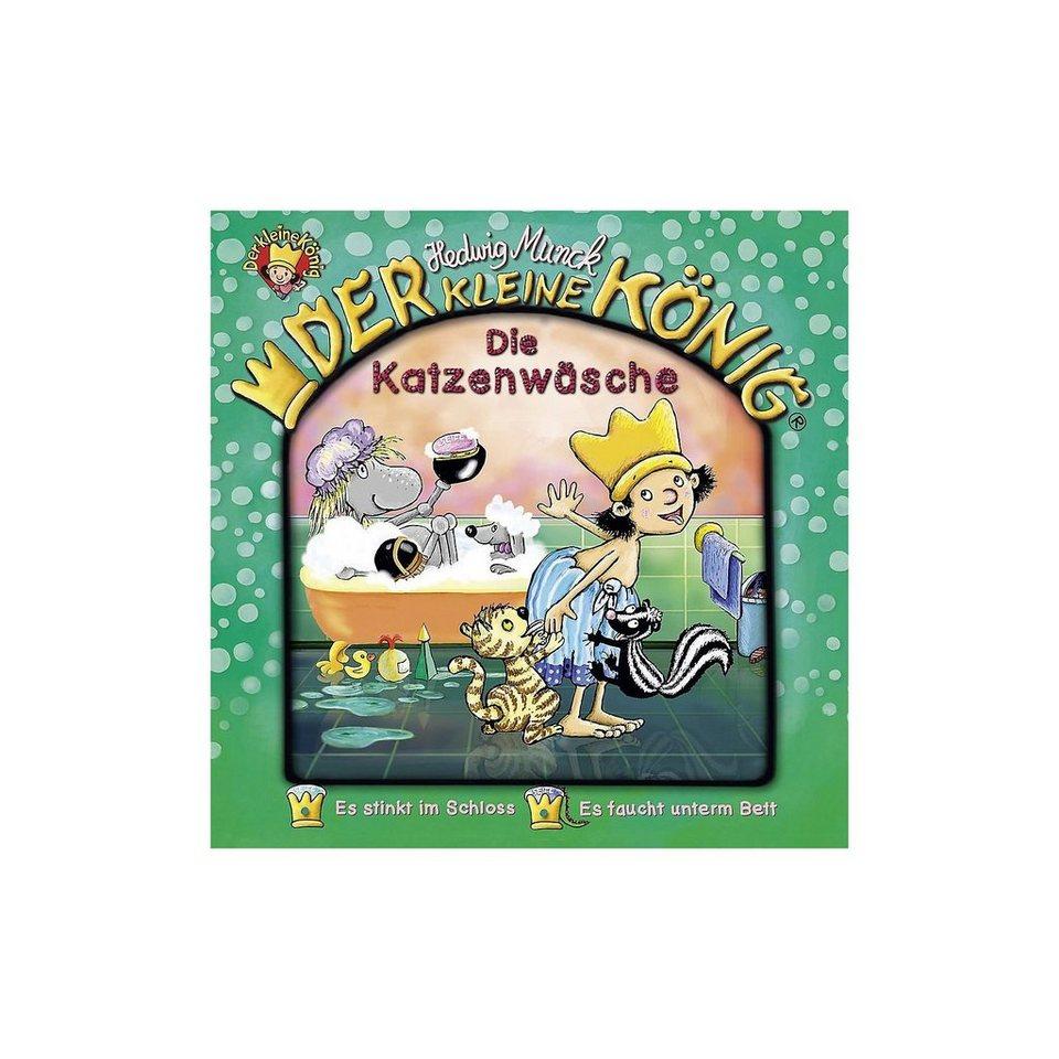 Universal CD Der Kleine König 39 - Die Katzenwäsche online kaufen   OTTO