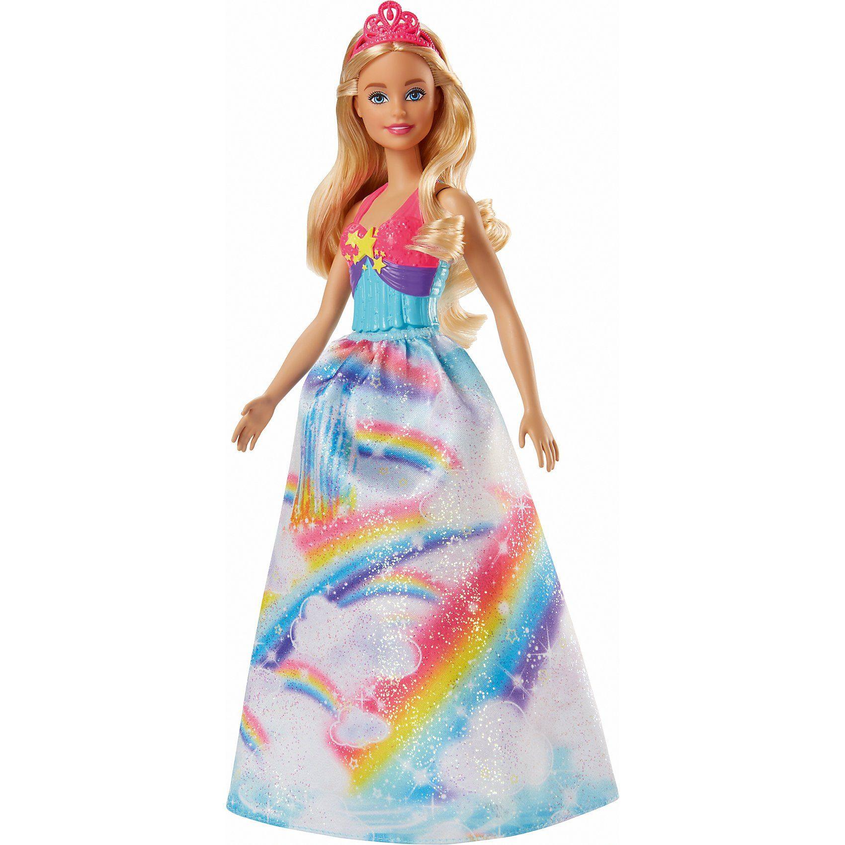 Mattel® Barbie Dreamtopia Prinzessin: Regenbogen-Prinzessin (blond)