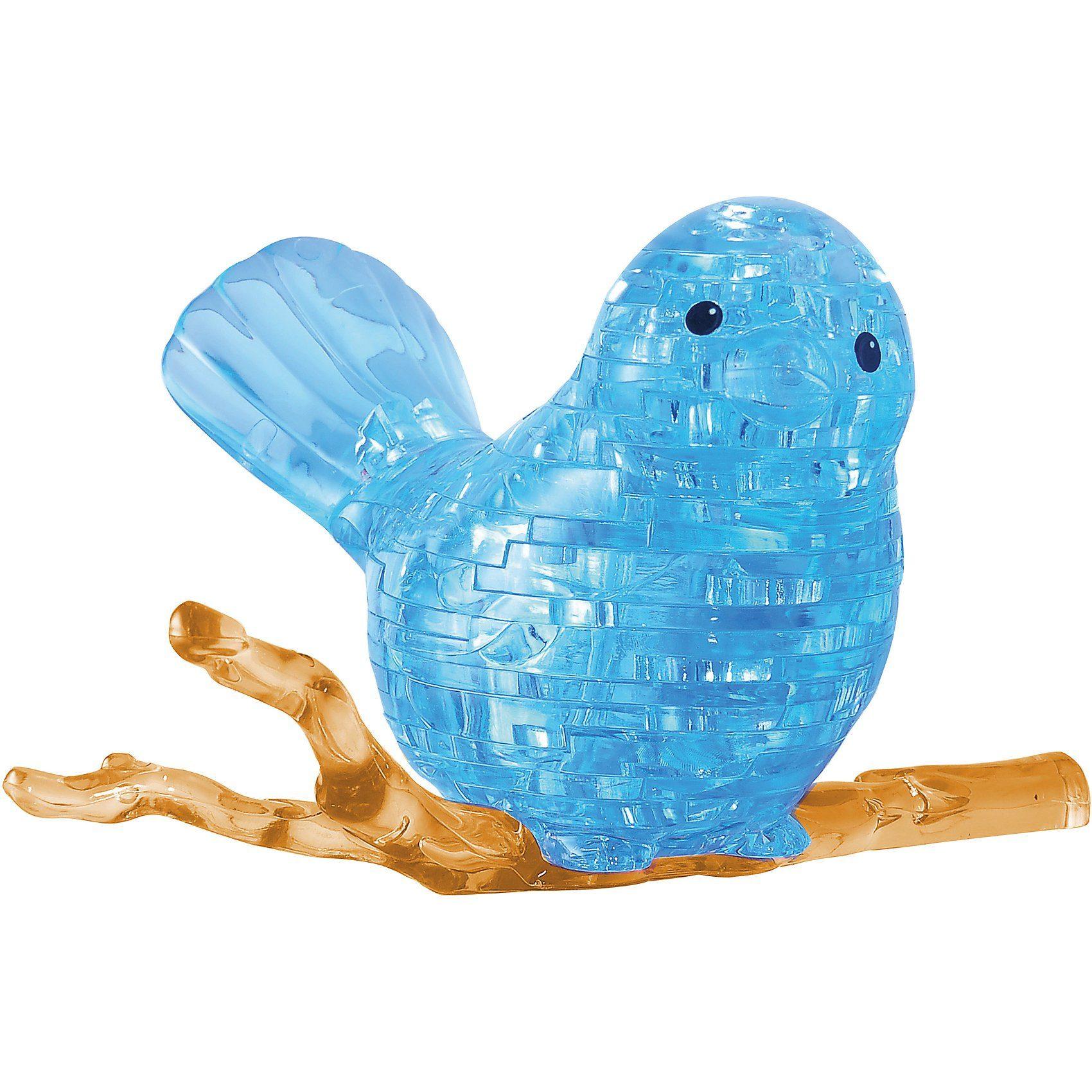Crystal Puzzle - Vogel