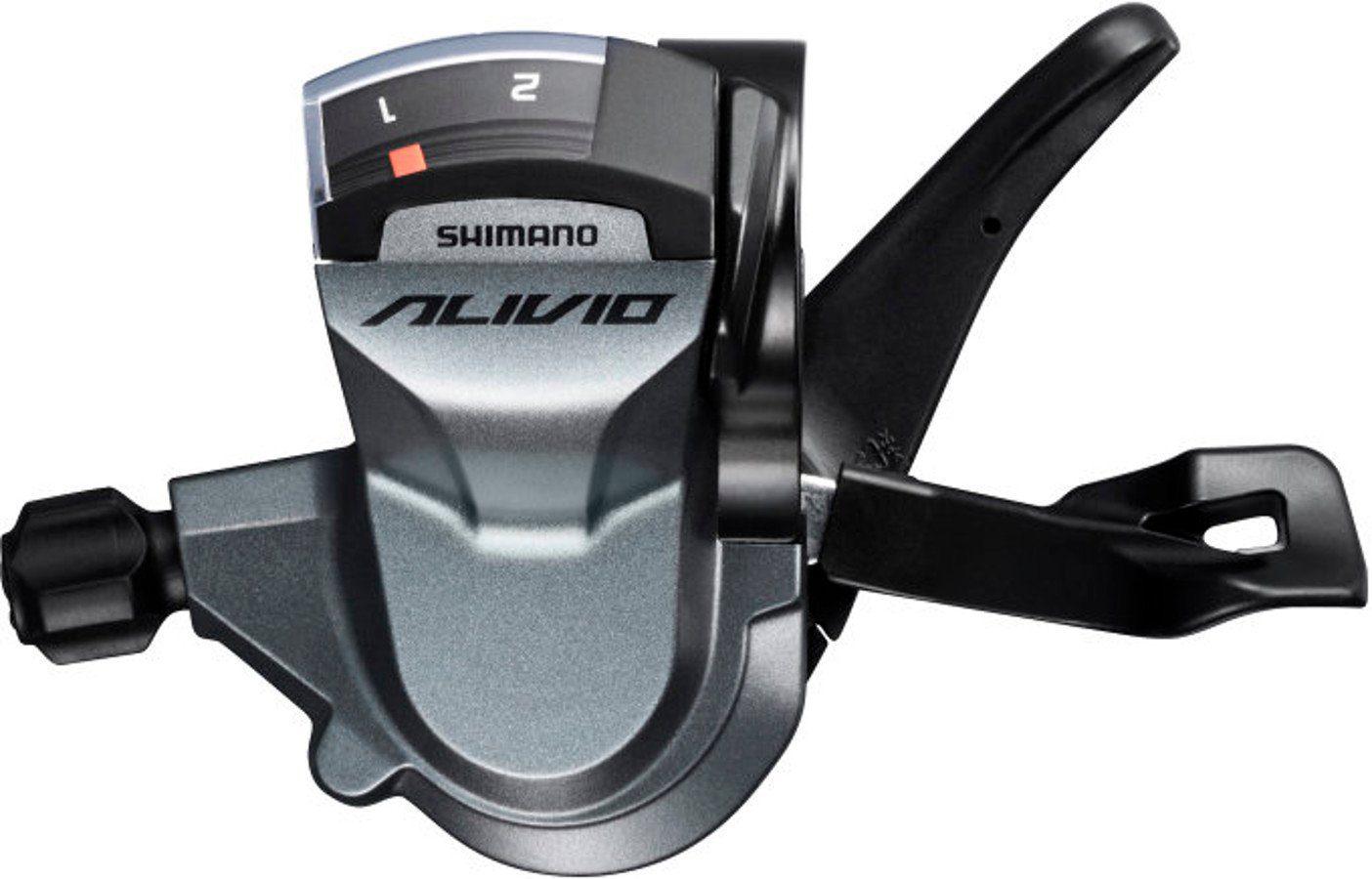 Shimano Schaltung »Alivio SL-M4010 Schalthebel 2-fach«