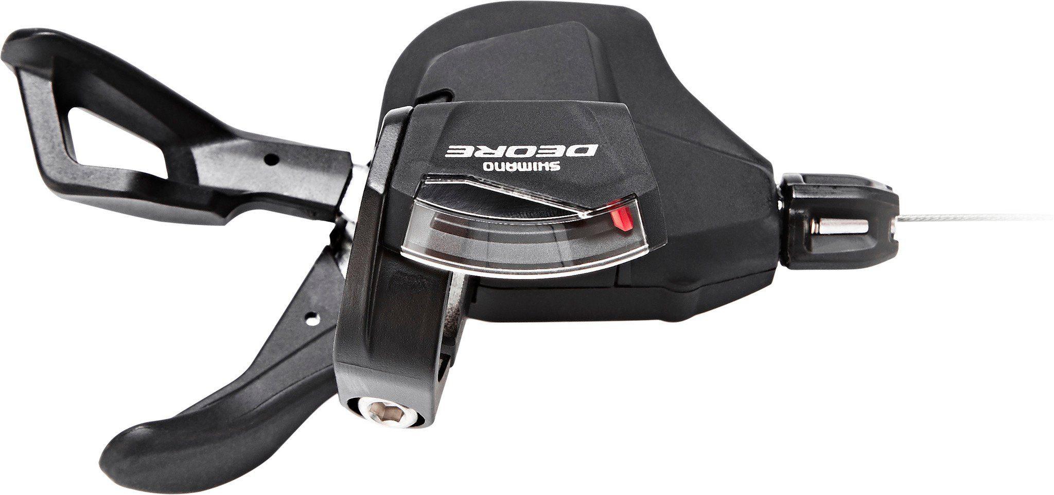 Shimano Schaltung »Deore MTB SL-M6000 Schalthebel 2/3-fach mit«