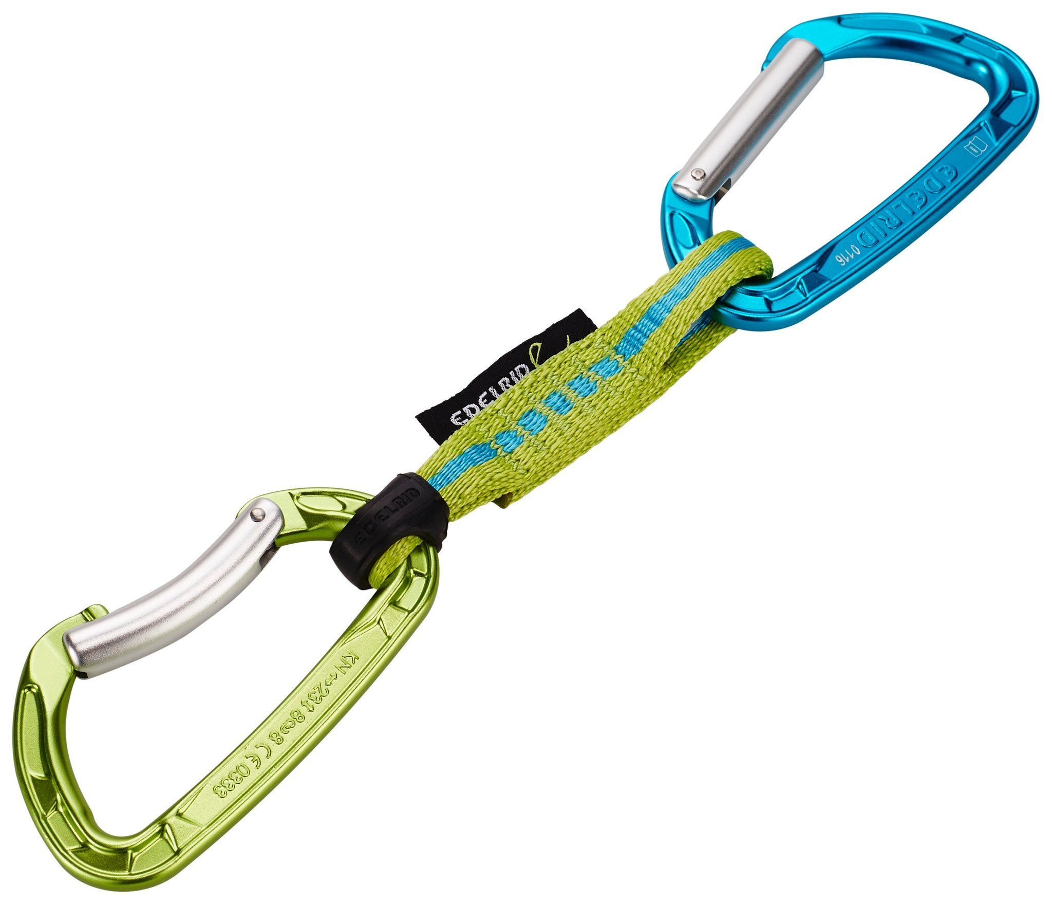 Edelrid Express-Set »Pure Slim Quickdraw Set 12 cm«