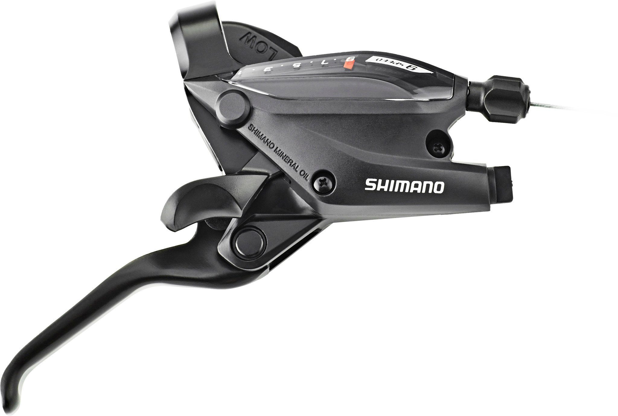 Shimano Schaltung »ST-EF505 Schalt-/Bremshebel rechts 9-fach«