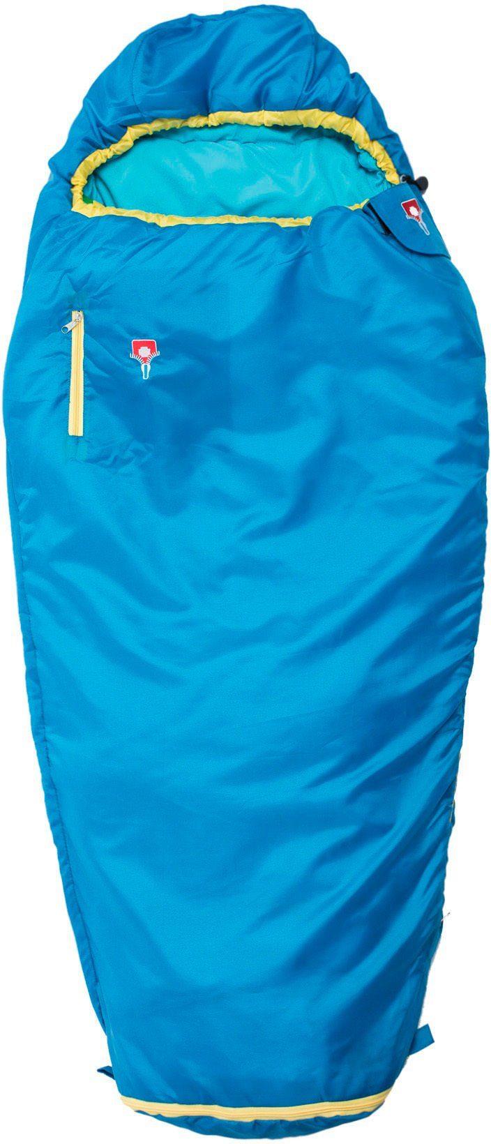 Grüezi bag Wanderrucksack »Grow Colorful Sleeping Bag Kids«