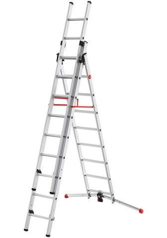 Hailo Pristatomos kopėčios »S100 ProfiLOT« A...