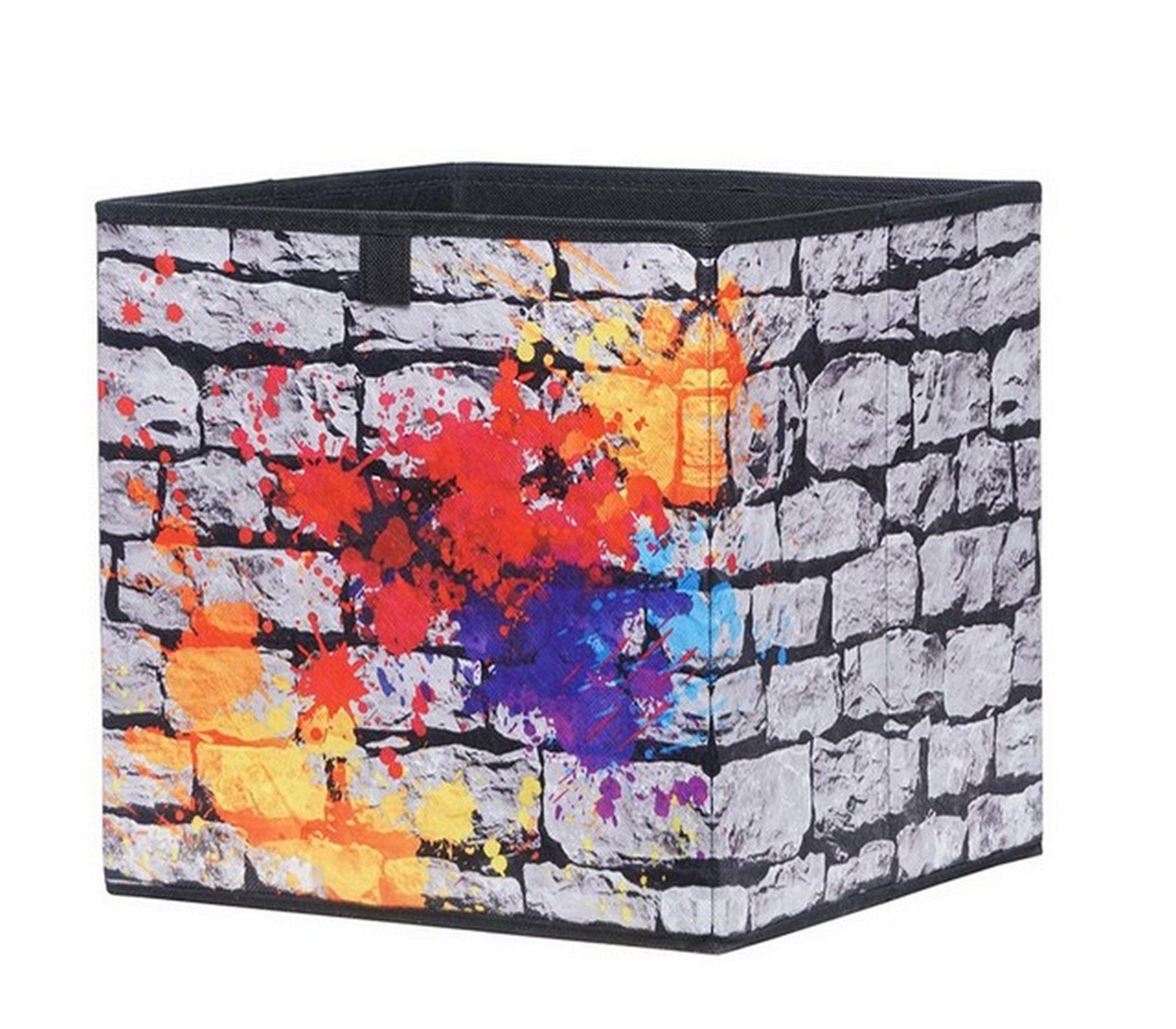 HTI-Living Faltbox Graffiti »Alfa«