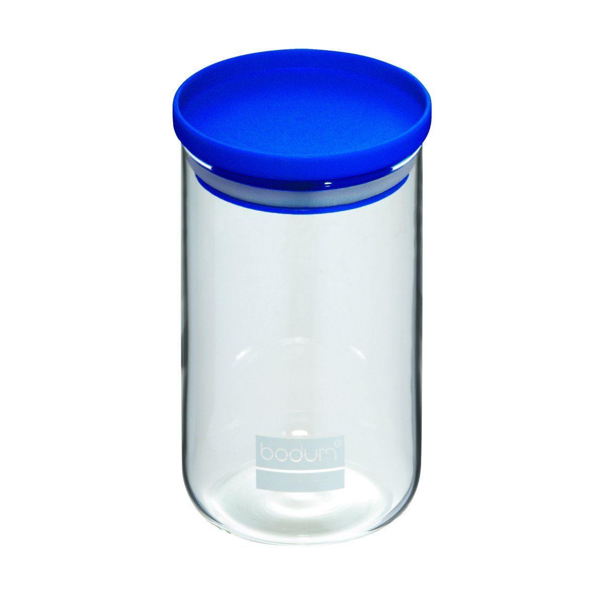 Bodum Bodum Vorratsglas YOHKI 0.6 l blau
