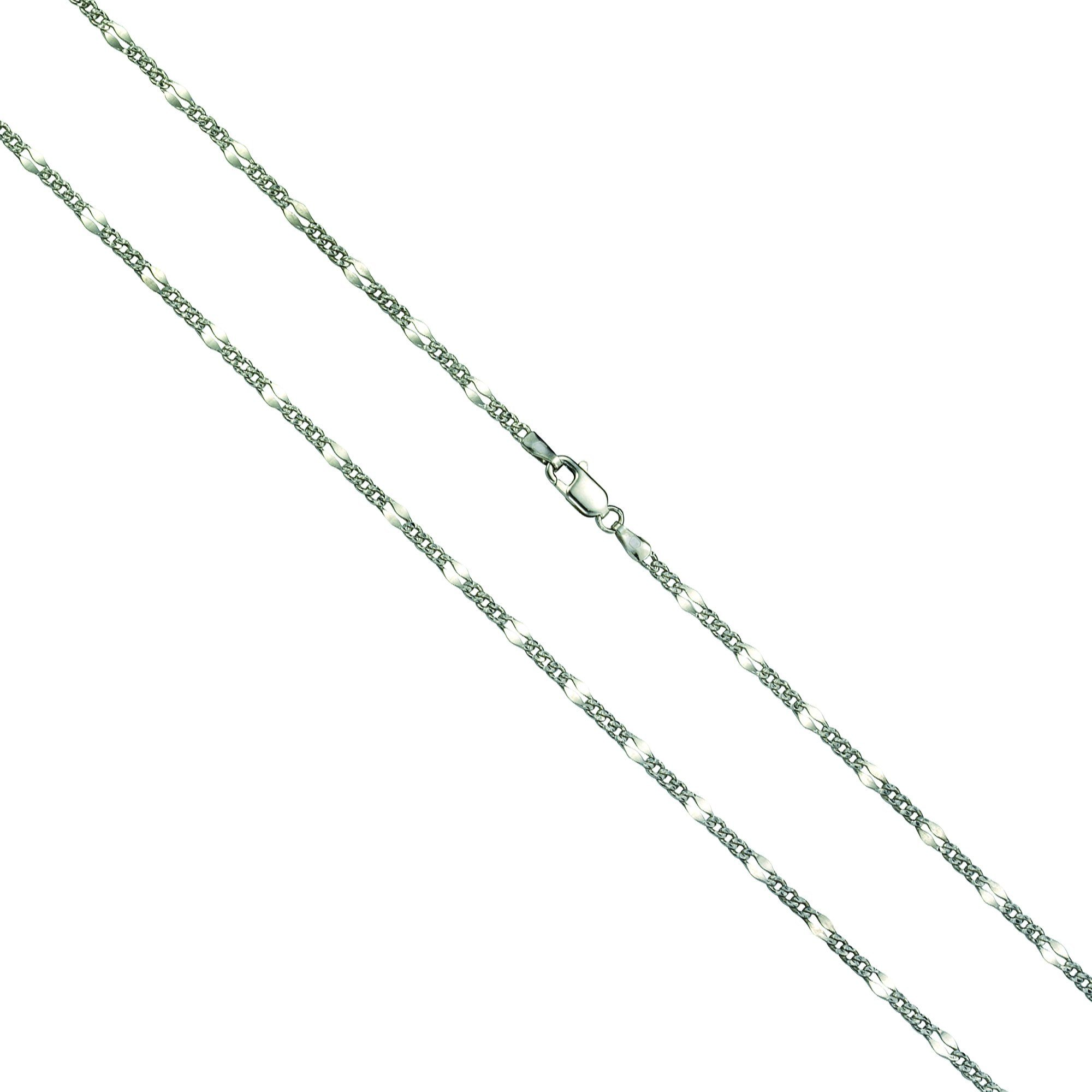 Firetti Armband »925/- Sterling Silber rhod. Navette-Ösen«