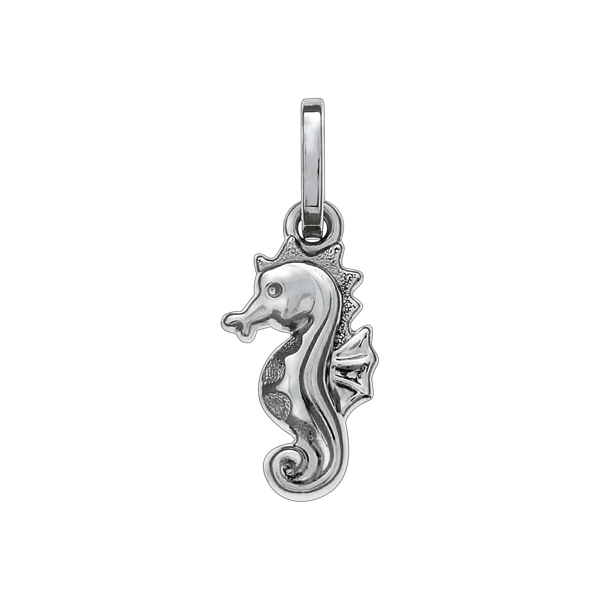 Firetti Anhänger »925/- Sterling Silber Seepferd«