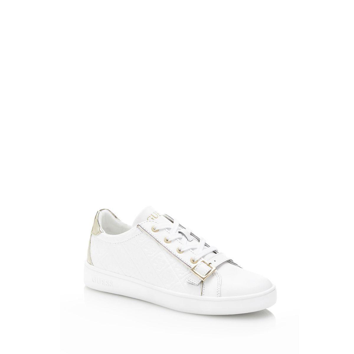 Guess Sneaker online kaufen  weiß