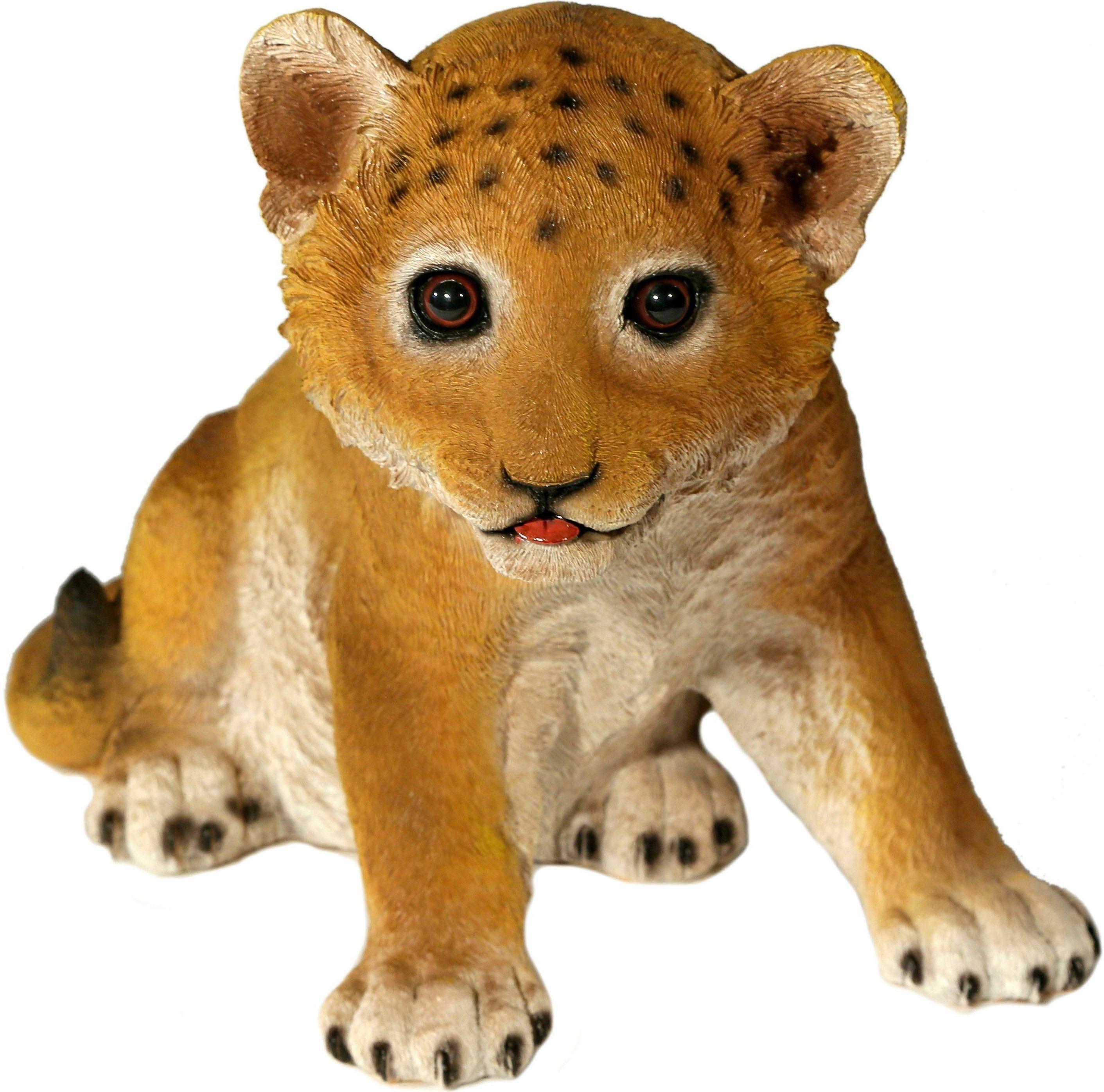 Home affaire Dekofigur »Puma sitzend«, Breite 35 cm