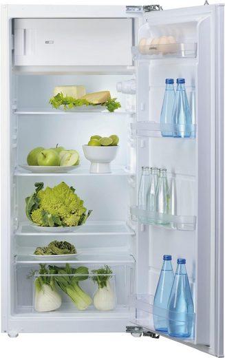 Privileg Einbaukühlschrank PRFI 336 A++, 122,5 cm hoch, 56 cm breit