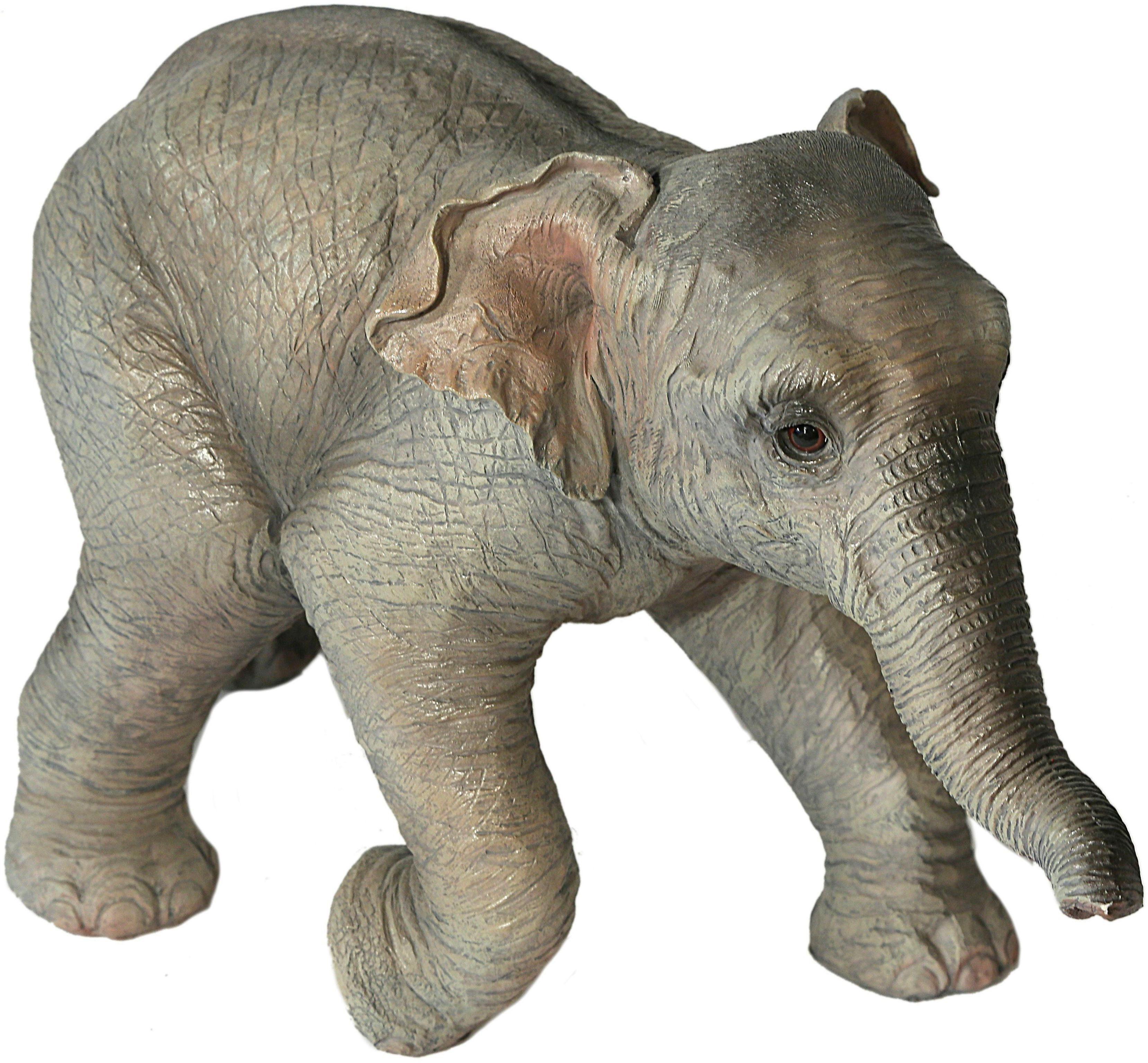 Home affaire Dekofigur »Elefant«, Höhe 41 cm
