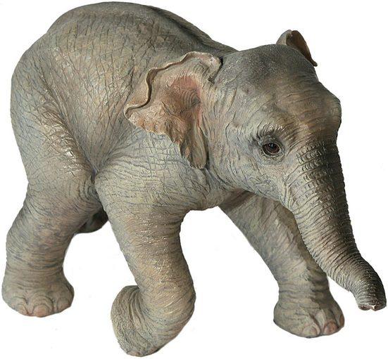 Home affaire Afrikafigur »Elefant«, Höhe 41 cm