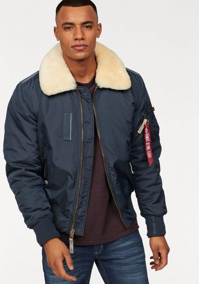 check out 2b0ab 0bedc Alpha Industries Bomberjacke »INJECTOR III« kaufen | OTTO