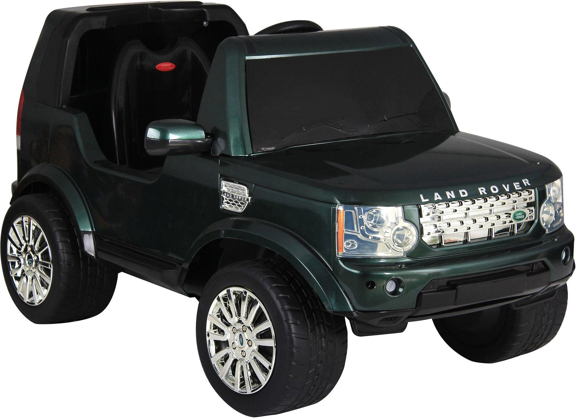 Carromco Elektro-Kinderauto »Land Rover Discovery«, Belastbarkeit 30 kg