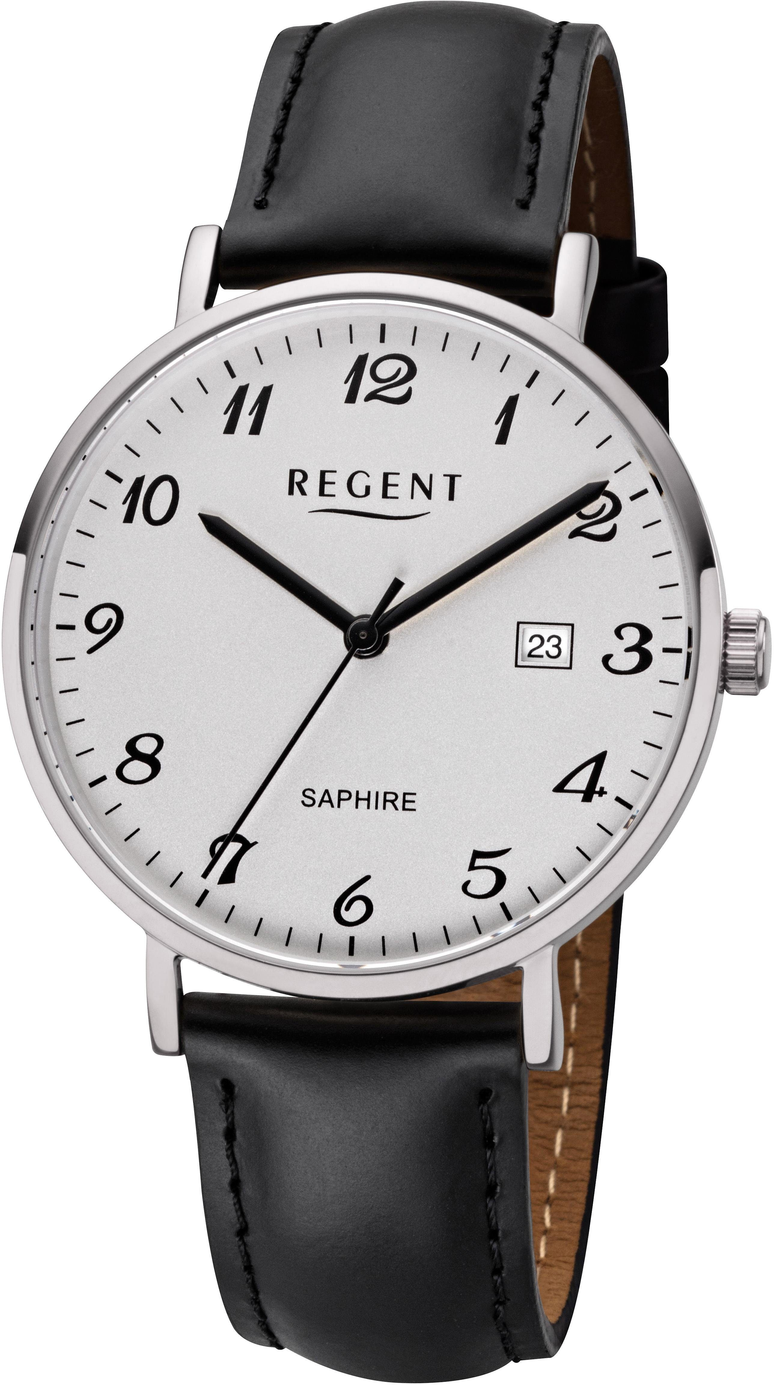 Regent Quarzuhr »11110815«