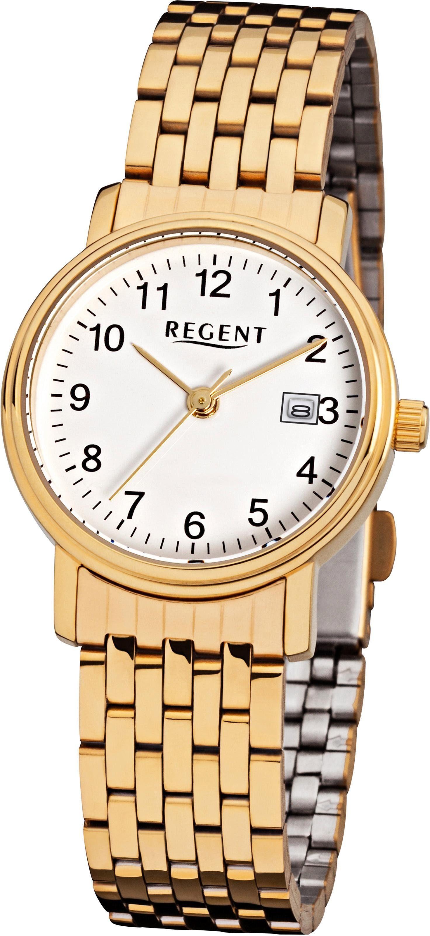 Regent Quarzuhr »12210874«