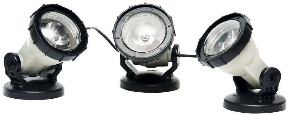 HEISSNER LED-Strahler »High Power LED U403-T«, 3x3 Watt