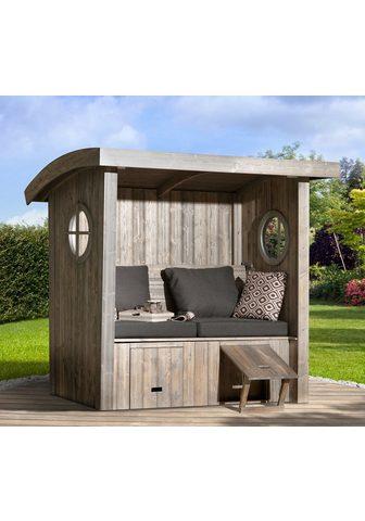 WEKA Rinkinys: poilsio baldai »Merano« ir S...