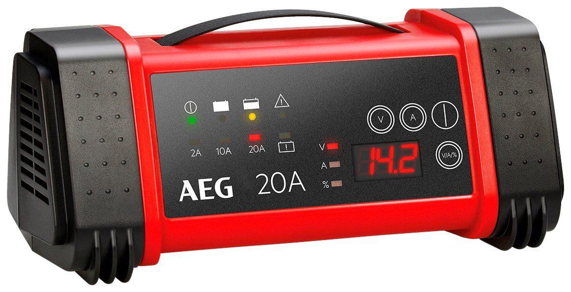 AEG Batterieladegerät »LT 20A«, Mikroprozessor