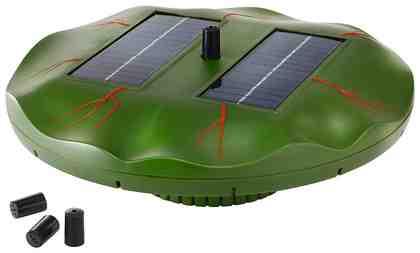 ESOTEC Solarteichpumpe »Seerose«, 160 l/h