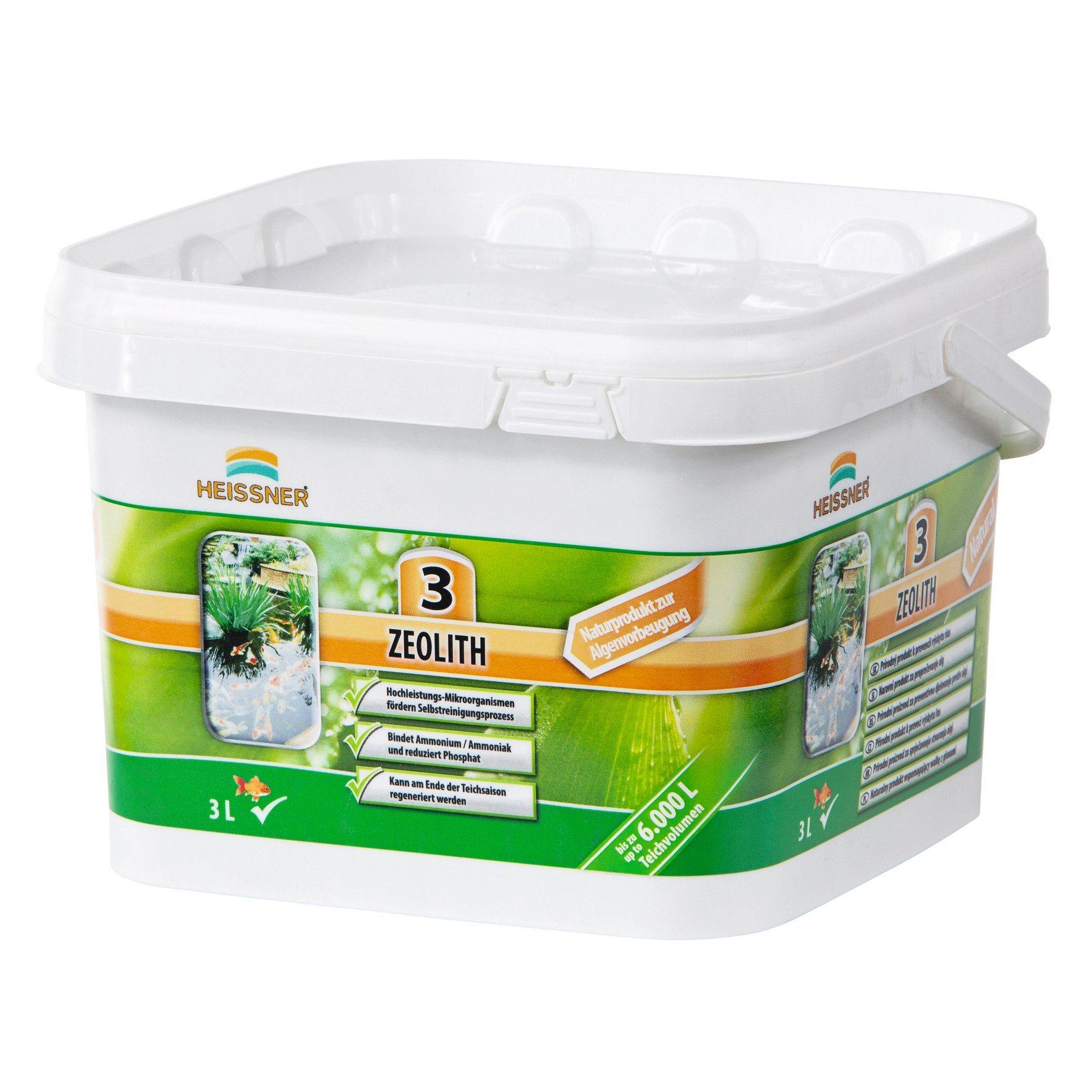 Teichpflege »Zeolith«, 3 kg