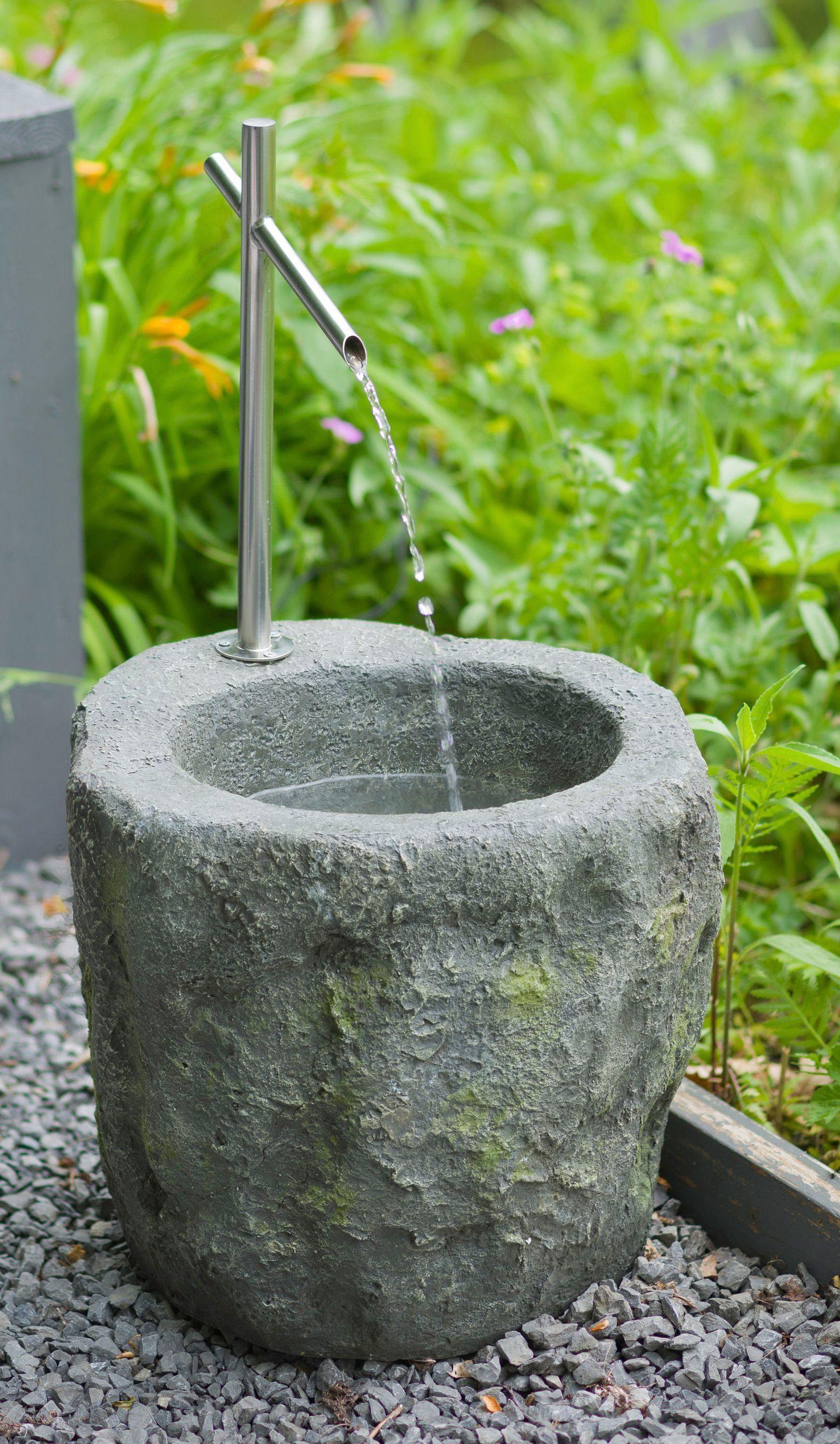 ACQUAARTE/UBBINK Gartenbrunnen »Sacramento«, BxTxH: 40x40x73 cm