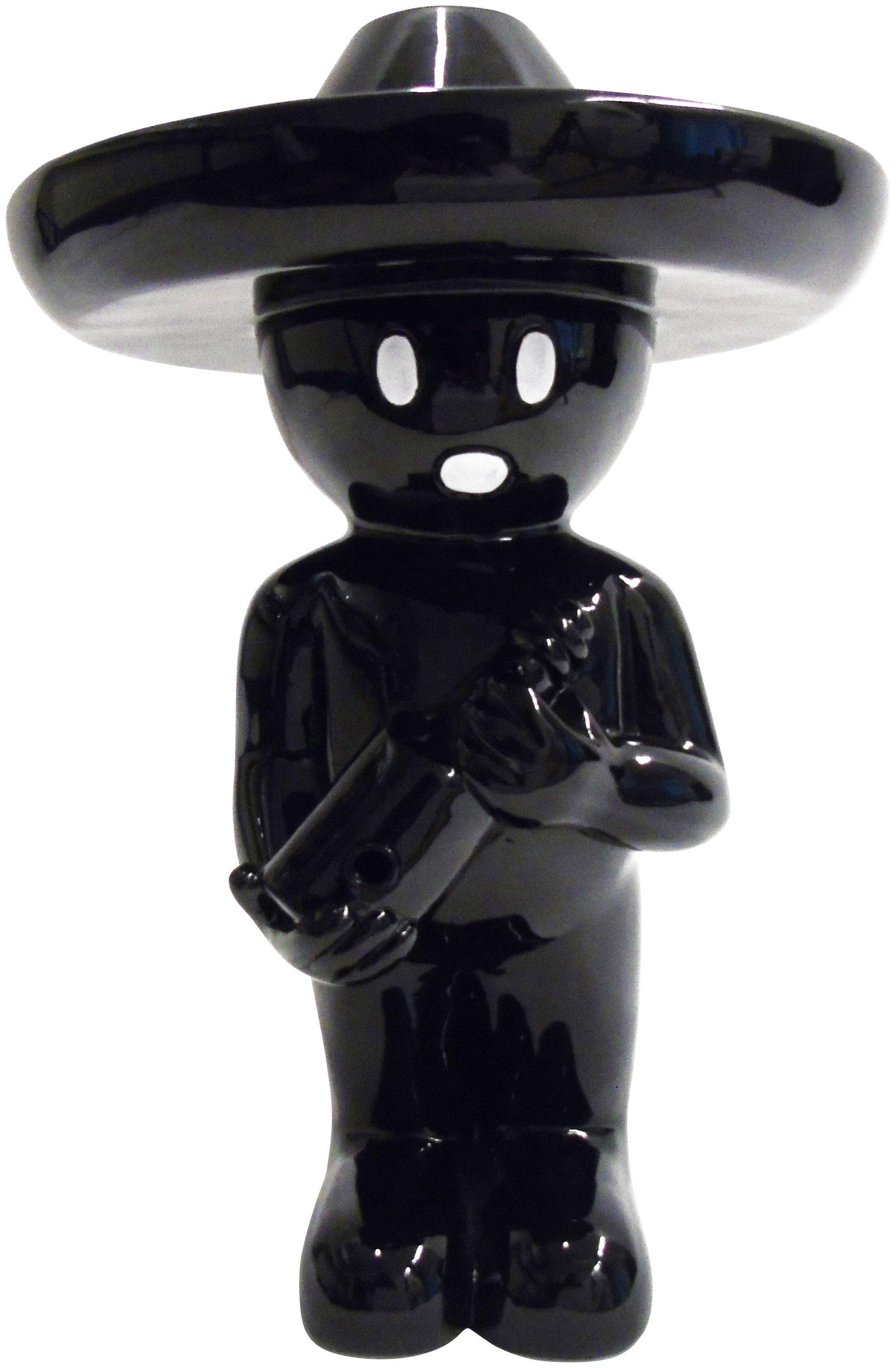 UBBINK Wasserspiel »BOY Mexicano V«, BxTxH: 32,5x32,5x47 cm, schwarz