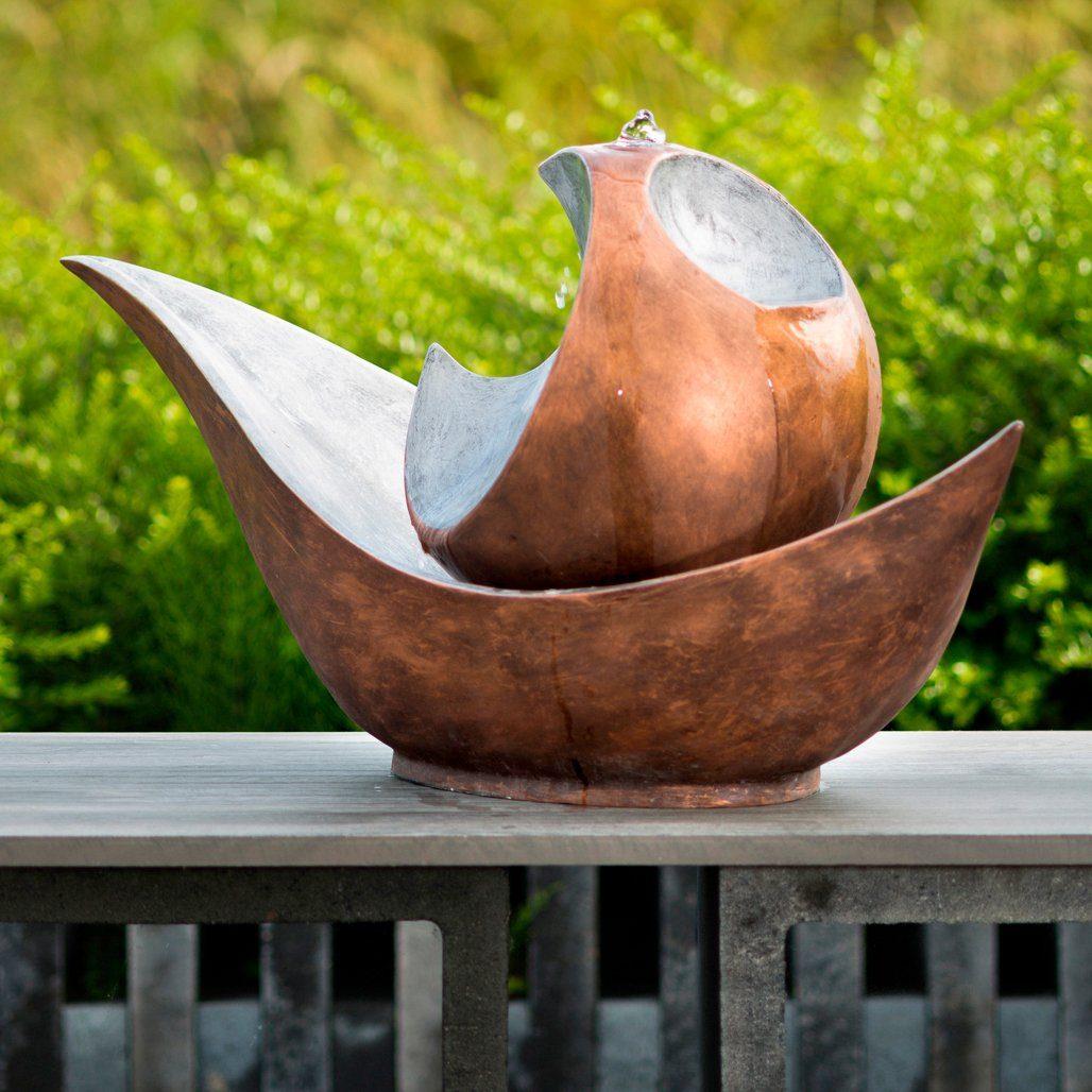 ACQUAARTE/UBBINK Gartenbrunnen »Padula«, BxTxH: 80x36x42 cm