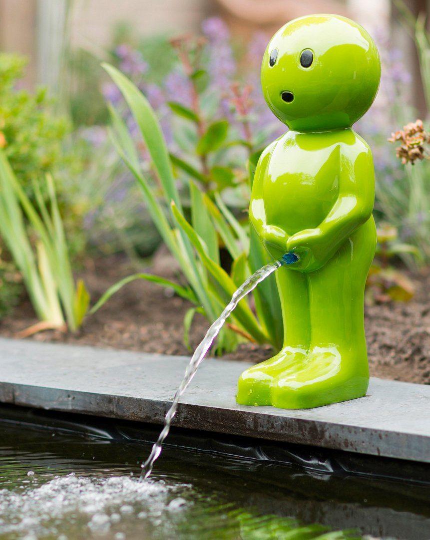 UBBINK Wasserspiel »BOY VIII«, BxTxH: 16x16x45,5 cm, grün