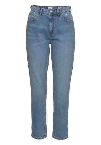 Only High-waist-Jeans »KELLY«