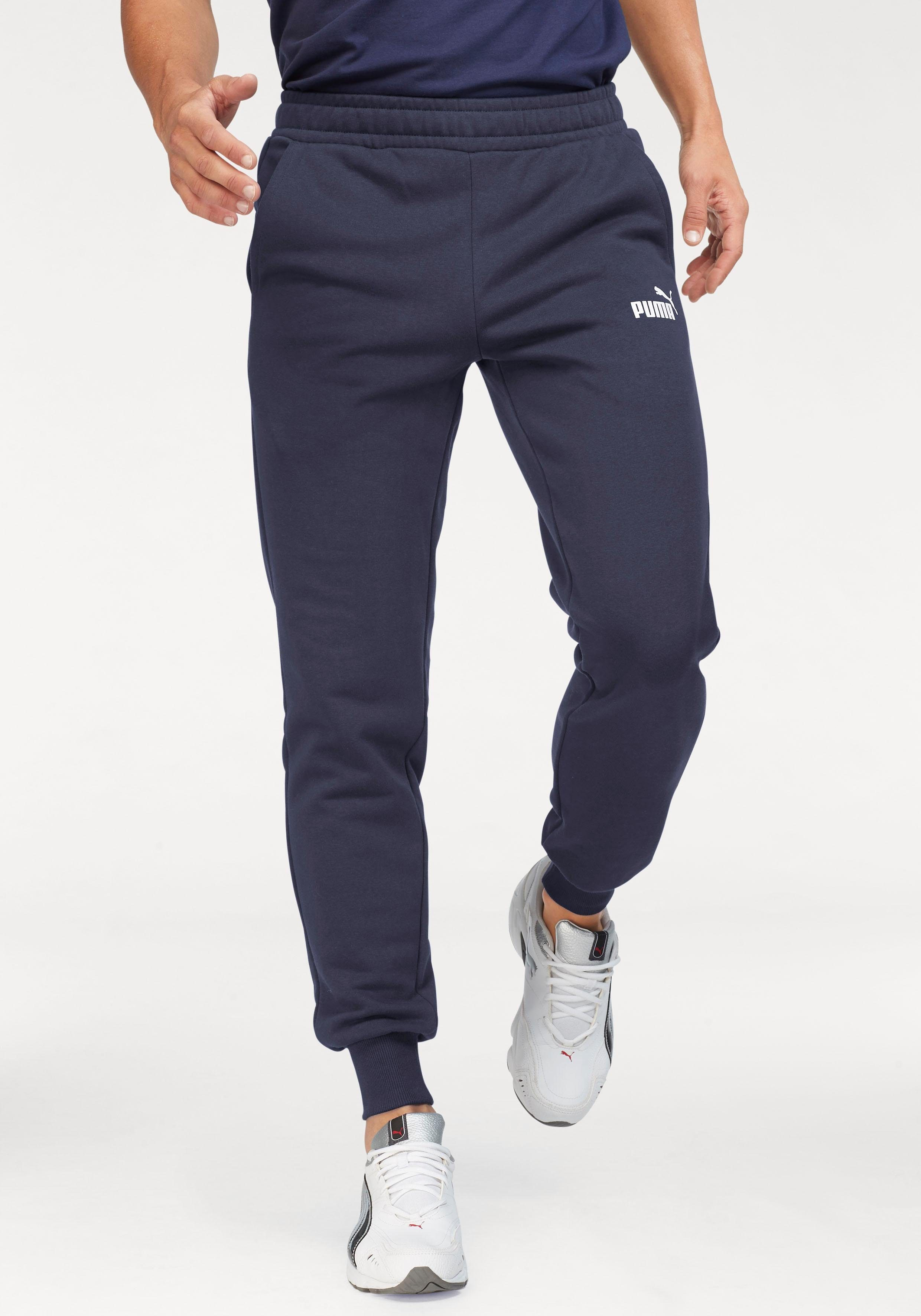 PUMA Jogginghose »ESSENTIAL LOGO PANTS TR CL« | OTTO