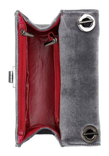 Laura Bag Samt Optik Scott In Mini Weicher PrxgS7P