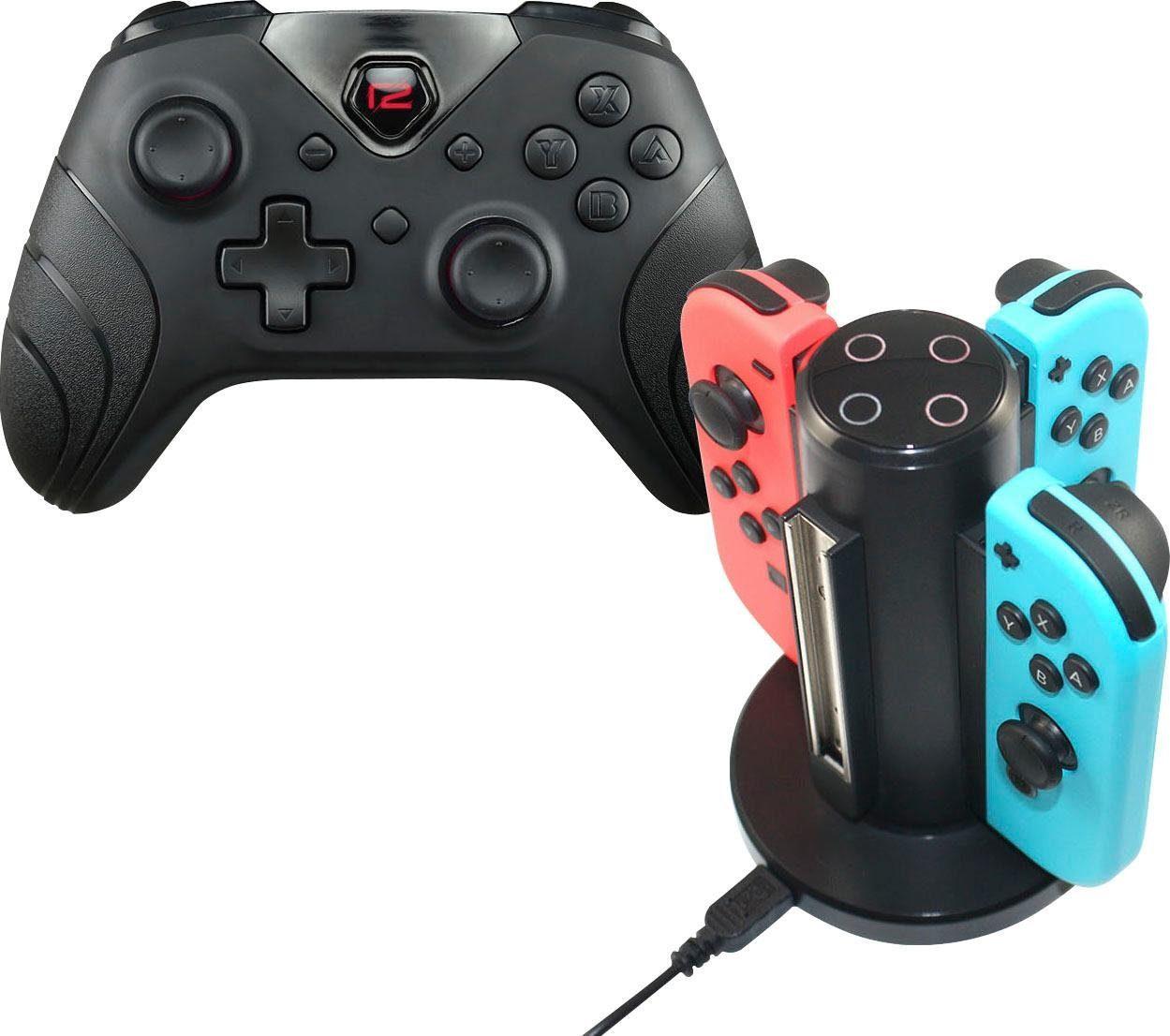 Ready2gaming »Nintendo Switch Bundle« Controller (Set)