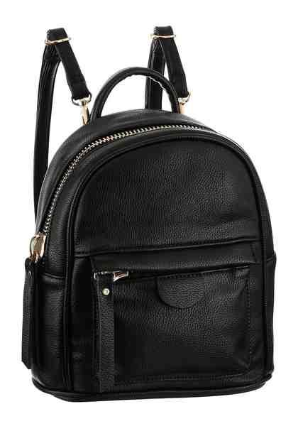 Laura Scott Cityrucksack, im angesagtem Mini-Bag Format