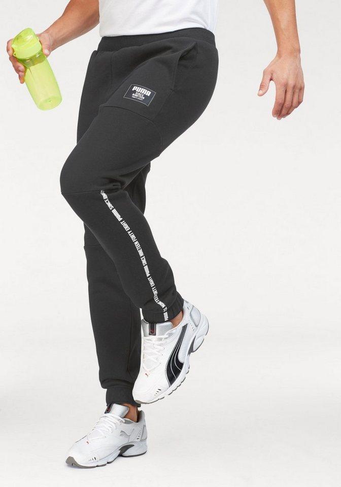 10258ee18fdb PUMA Jogginghose »REBEL BLOCK PANTS FL CL« kaufen