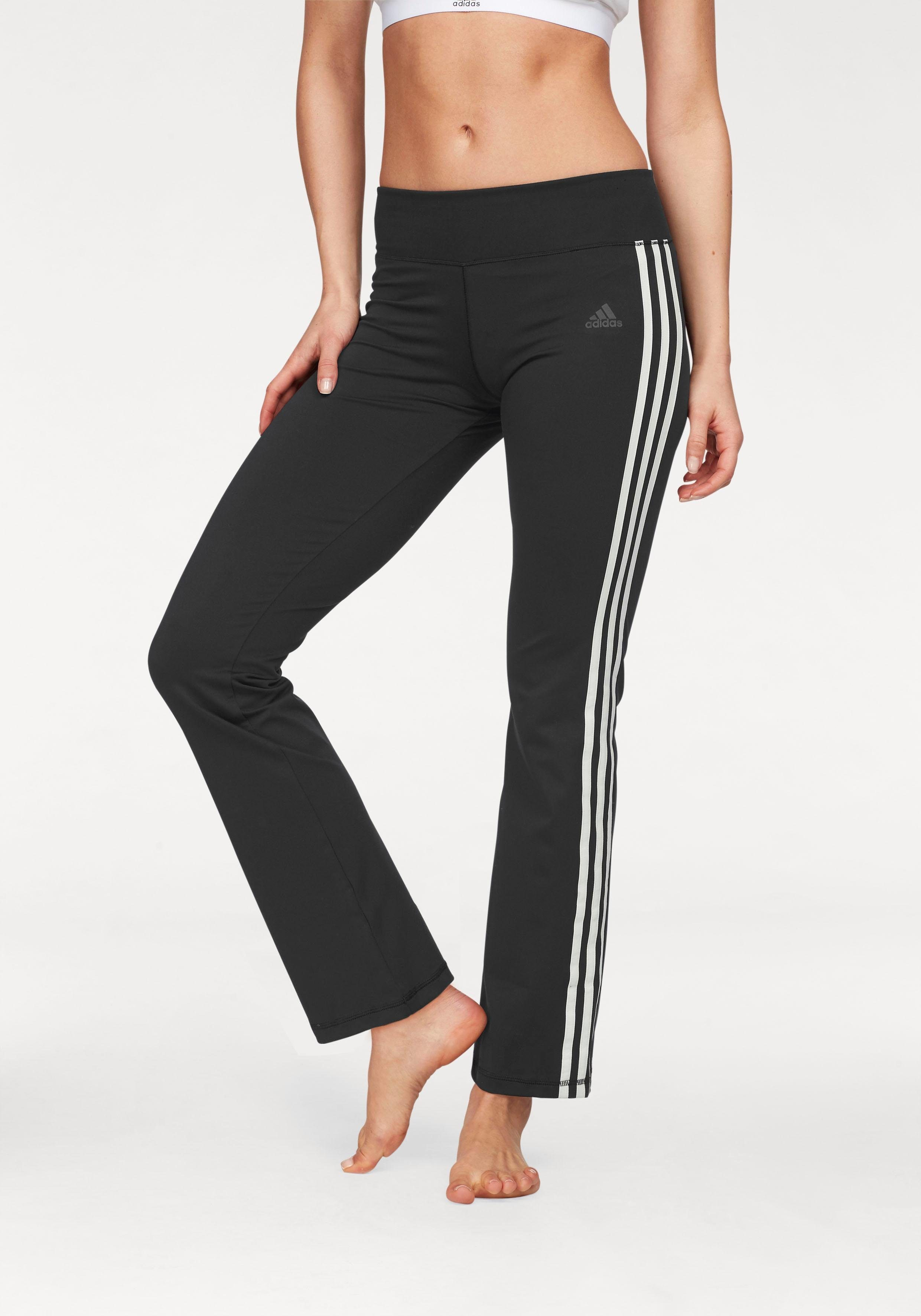 adidas Performance Jazzpants »BRUSHED 3S PANT« auch in großen Größen online kaufen | OTTO