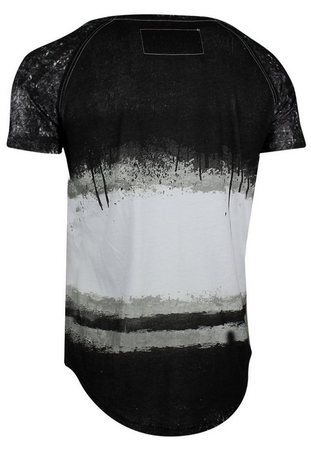 - Herren trueprodigy T-Shirt Foreplay grün, schwarz   04057124029468
