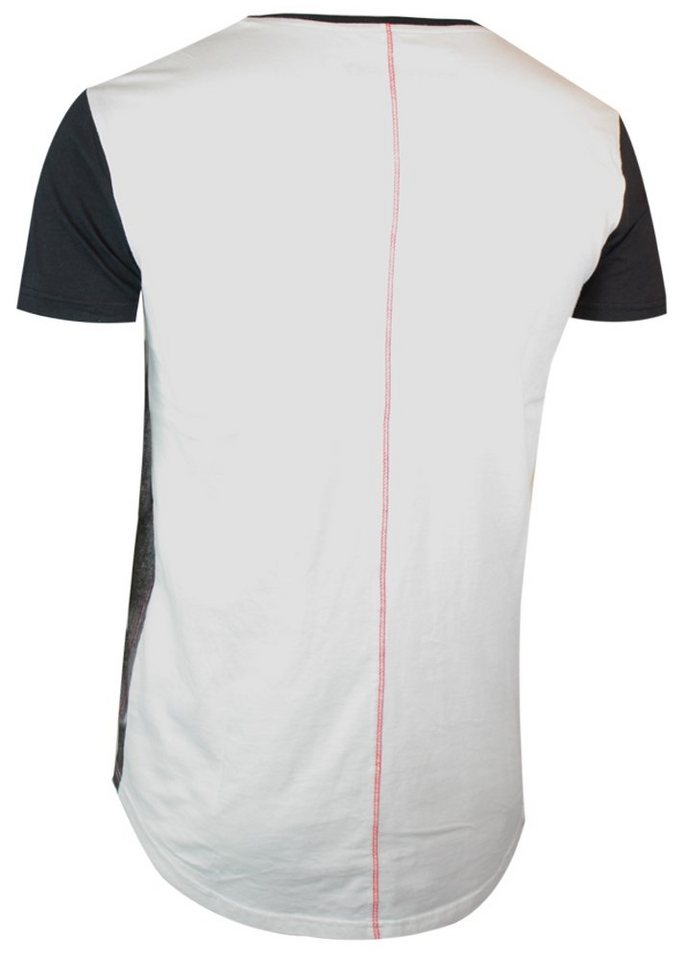 - Herren trueprodigy T-Shirt For your Sins weiß   04057124020472