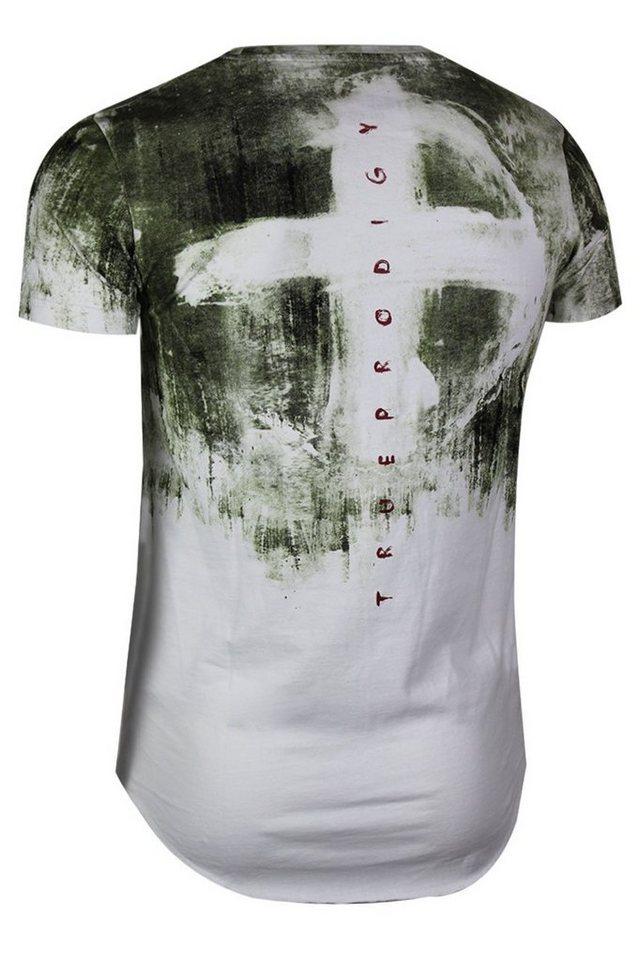 - Herren trueprodigy T-Shirt Festival Of The Dead II weiß | 04057124034745