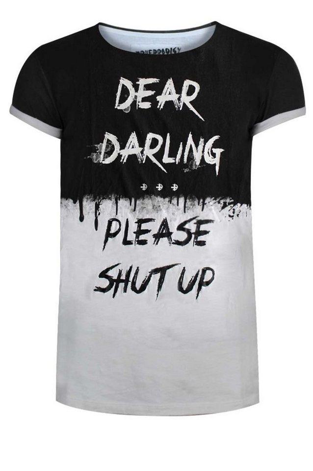 - Herren trueprodigy T-Shirt Darling…? schwarz | 04057124039351