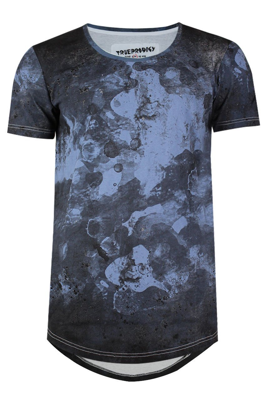 Herren trueprodigy T-Shirt Dawn grün | 04057124035124